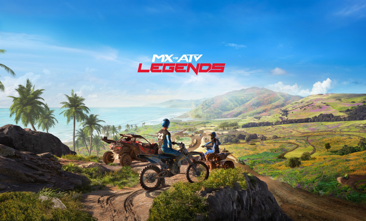 MX vs. ATV Legends Brings the Offroad Battle of a Lifetime to PS5, PS4
