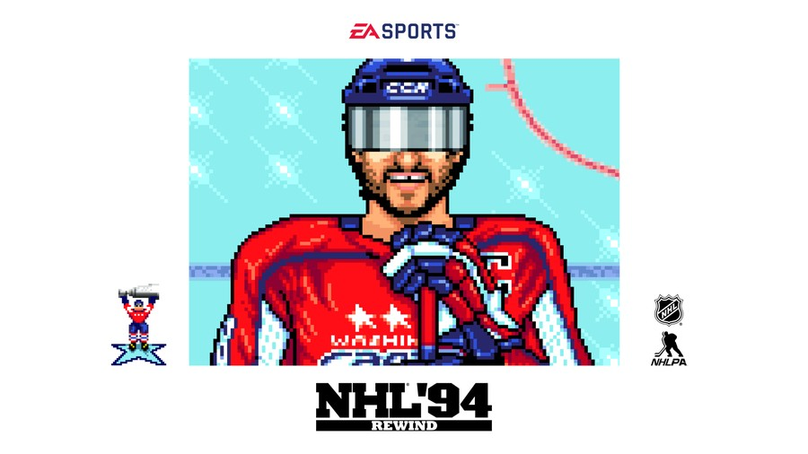 NHL 94 Rewind PS4 PlayStation 4 1
