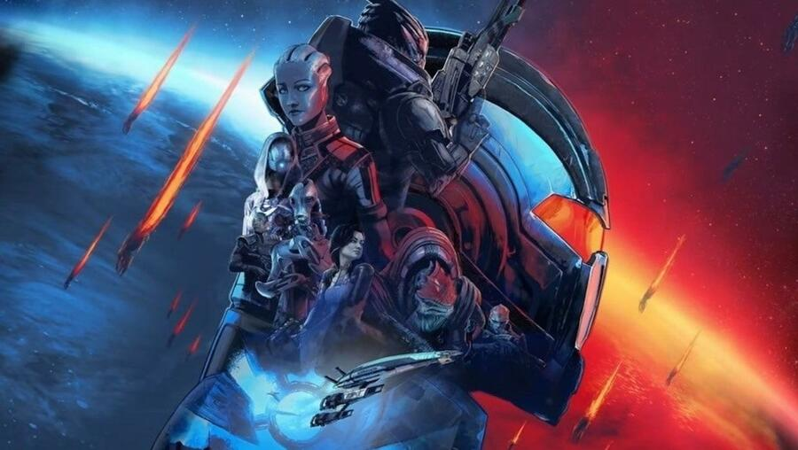 Mass Effect Legendary Edition PS4 PlayStation 4 1