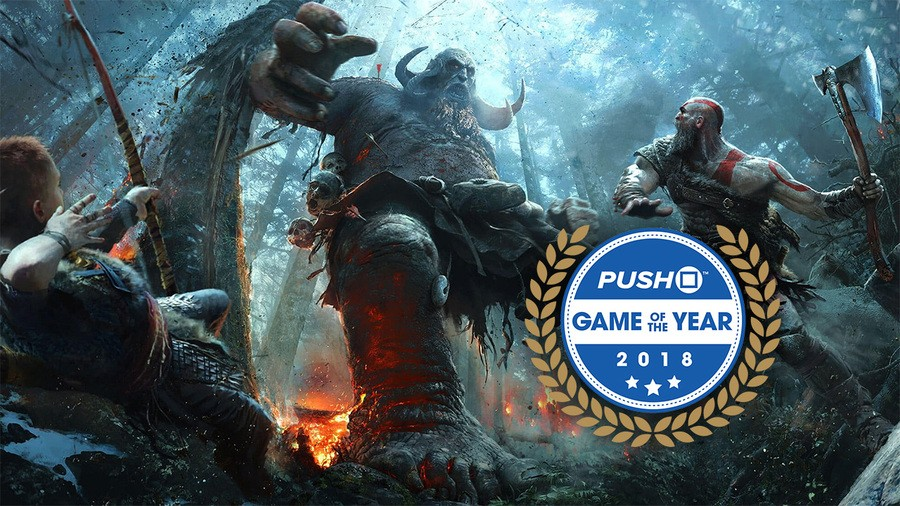 God of War Game of the Year #1