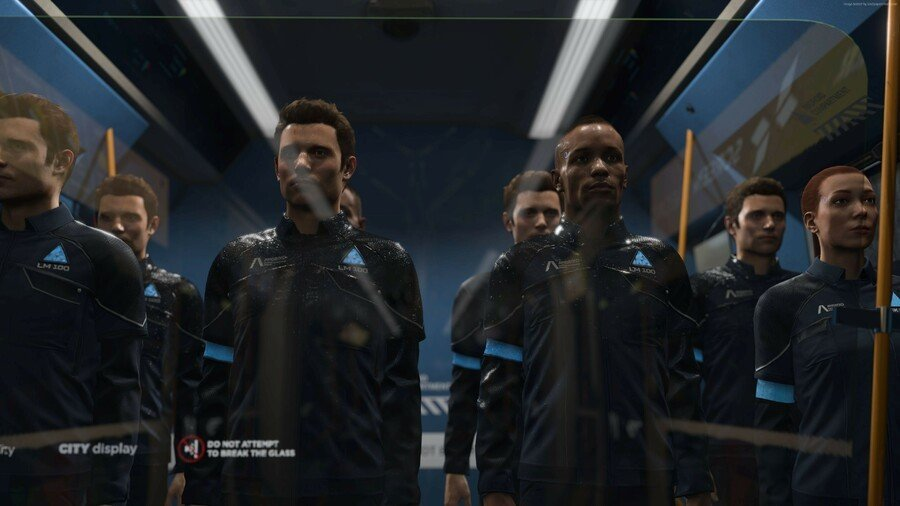 Detroit: Become Human All Voice Actors and Full Cast List 1