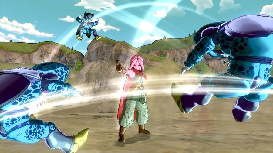 Dragon Ball Xenoverse Custom Character