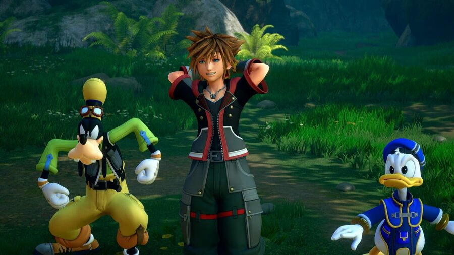 Kingdom Hearts Iii Nomura Worldwide Release Date