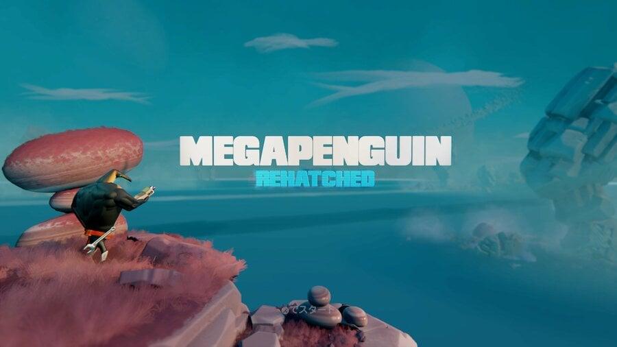 Dreams Megapenguin Rehatched PS4 PlayStation 4