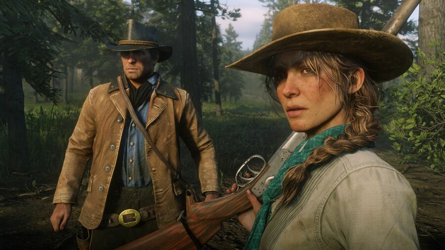 When Is Red Dead Redemption 2 Set? PlayStation 4 PS4 1
