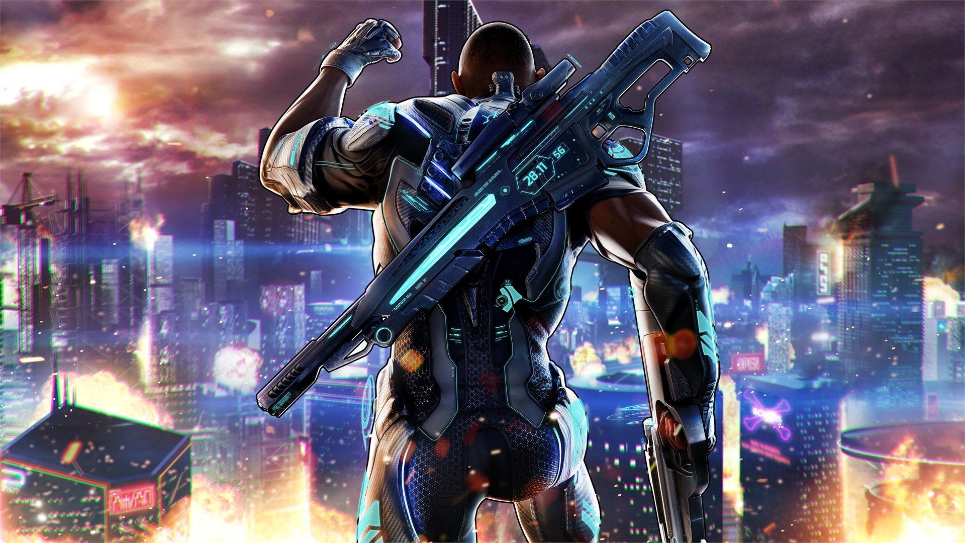 Soapbox: Crackdown 3 Is Proof That Microsoft Is Still