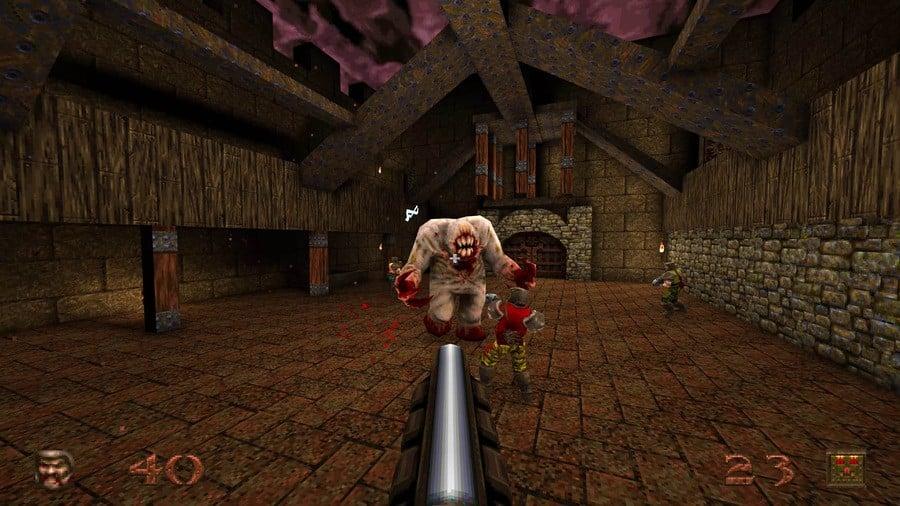 Quake PS5 PS4