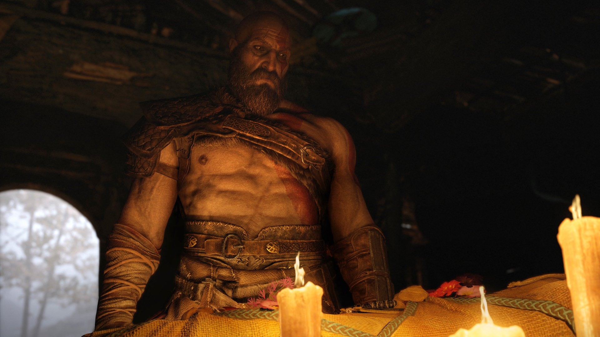 God of War How to Obtain the Ancient Armor Set Guide Push Square