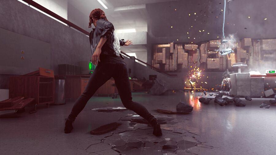 Control PS4 2