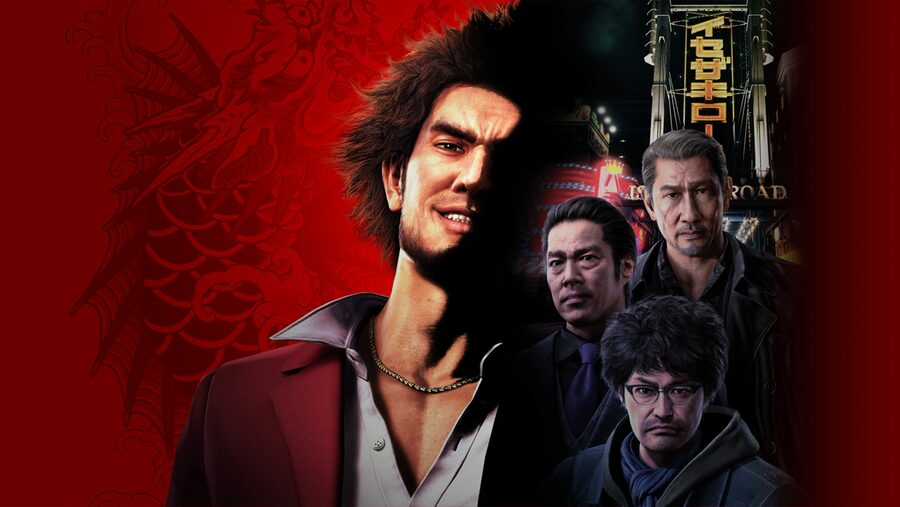 Yakuza: Like a Dragon Demo PS4 PlayStation 4