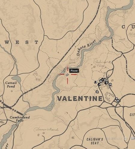 Red Dead Redemption 2 Dinosaur Bones Locations Guide 35