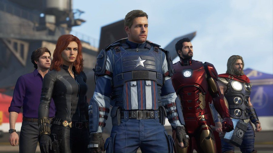Marvel's Avengers Game: How to Get Polychoron Guide 1