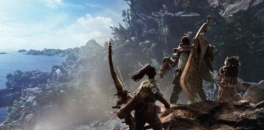 Monster Hunter World Swords & Shields Guide 1