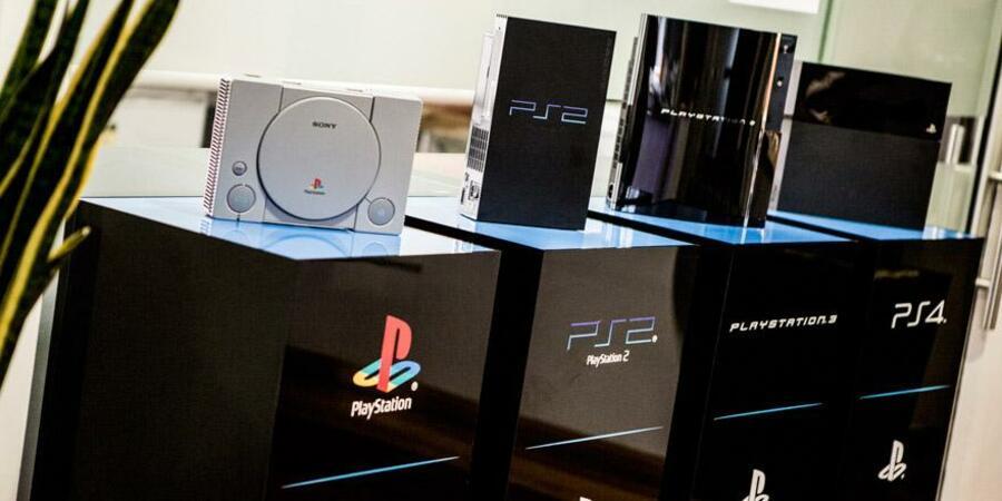PlayStation Family PS4 PS3 Vita 1
