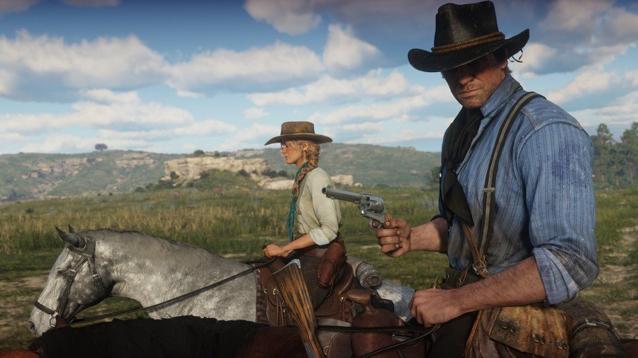 Red Dead Redemption 2 Best Ways to Restore Your Health, Stamina, Dead Eye Cores Guide 1