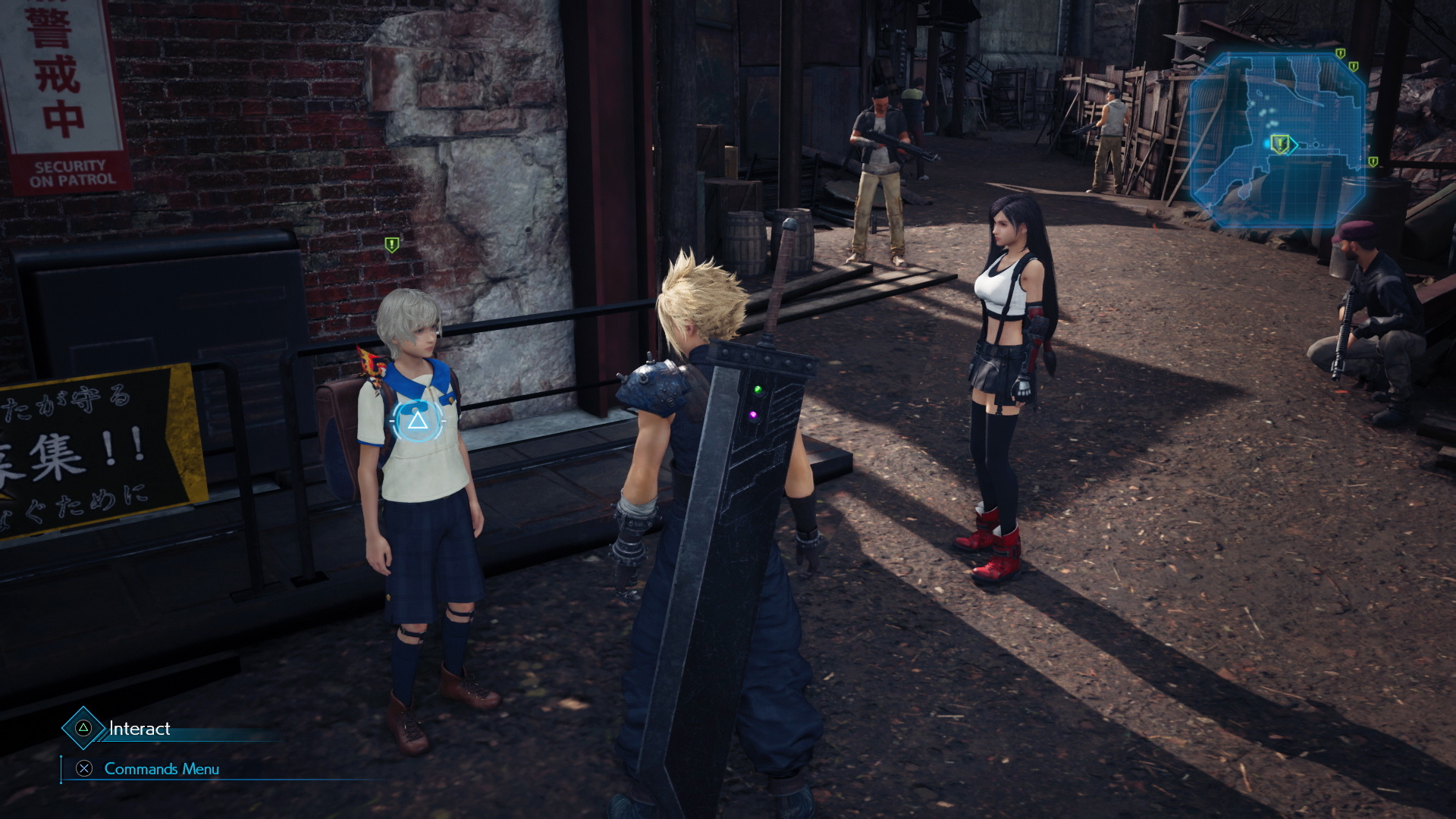 Final Fantasy 7 Remake Images Display New Characters and Quests