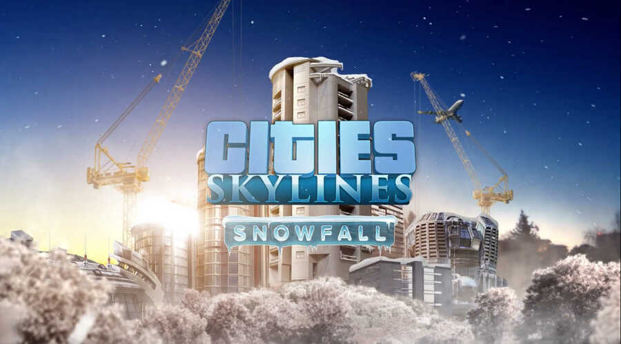 Cities Skylines Snowfall DLC Review 1