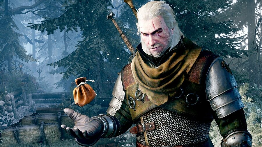 The Witcher 3 Author compensation
