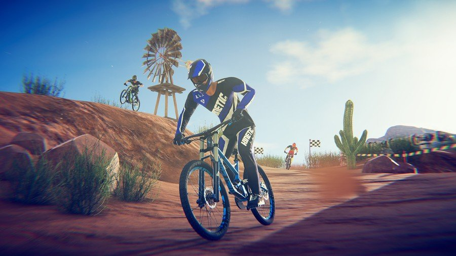 Descenders PS4 PlayStation 4