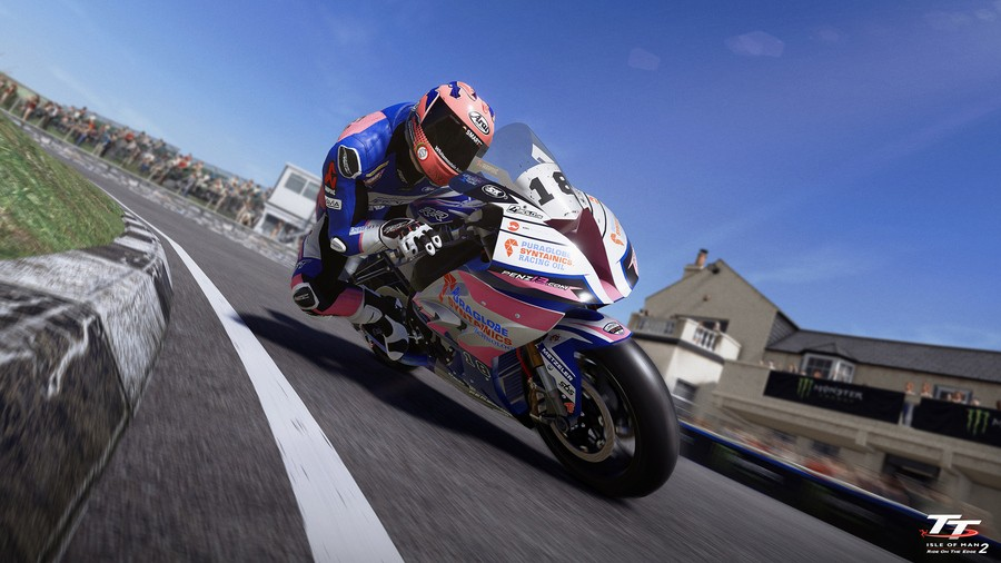 TT Isle of Man 2 PS5 Backwards Compatibility