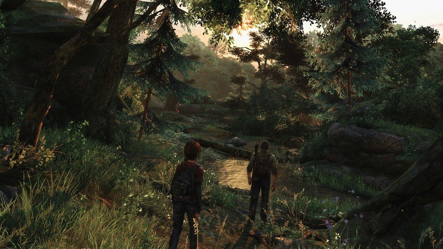 The Last of Us Remastered PS4 Photo Mode