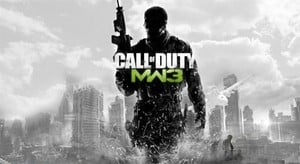 Turns out Britain's still rather fond of Call Of Duty: Modern Warfare 3.