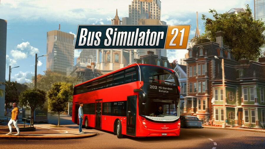 Bus Simulator 21 PS4 PlayStation 4 1
