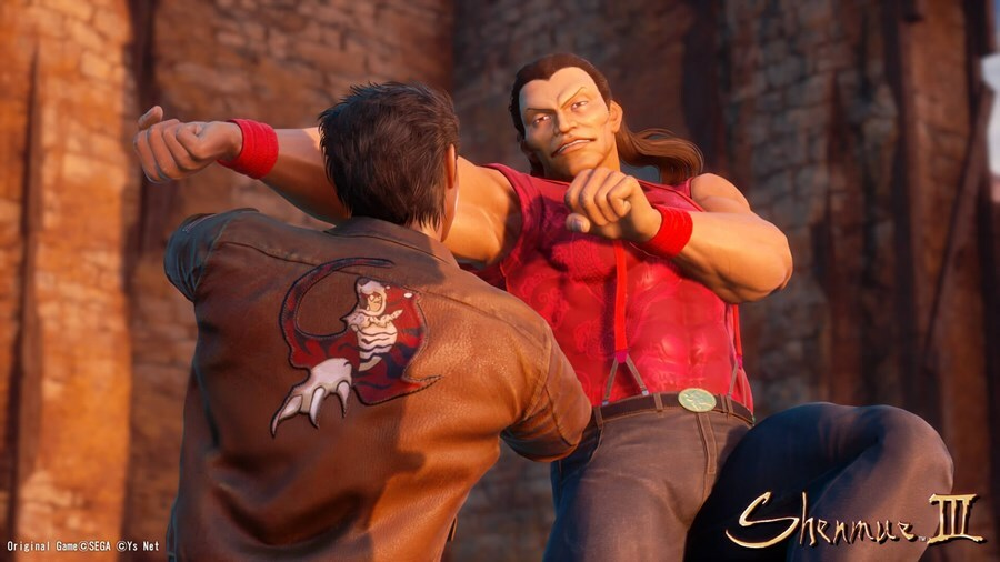 Shenmue 3 III PS4 PlayStation 4 1