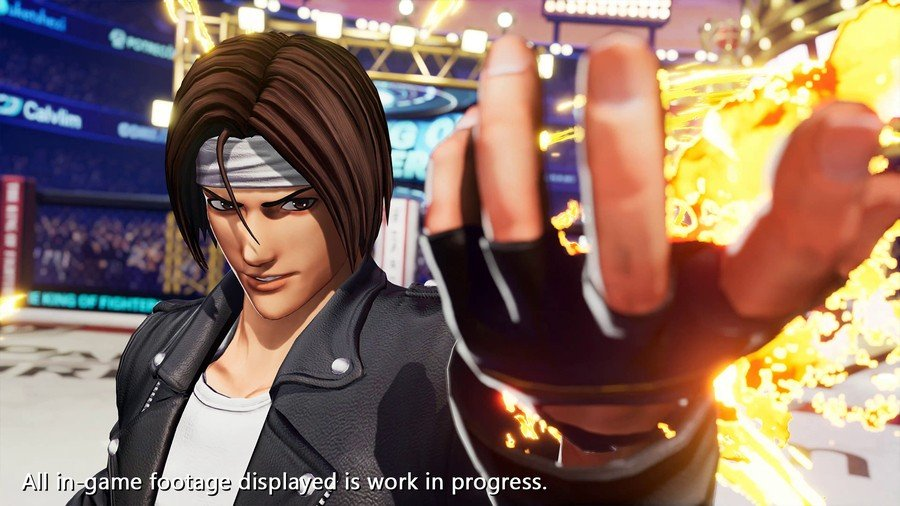 King Of Fighters Xv 1