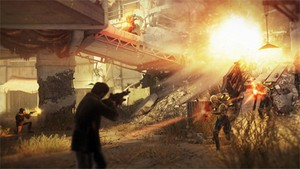 Resistance 3 Will Herald The Long Overdue Return Of The Weapon Wheel.
