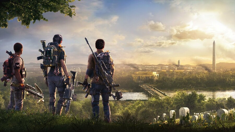 The Division 2 beta codes