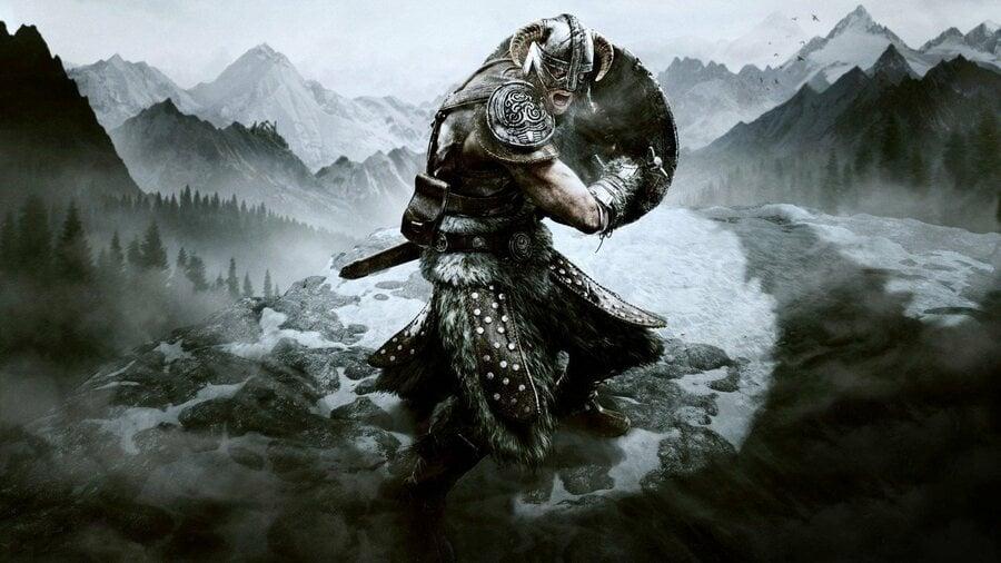 The Elder Scrolls V: Skyrim PS3 PS4 PlayStation 4