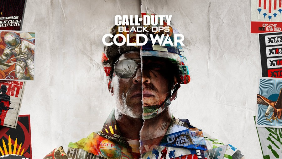 Call Of DUty Black Ops Cold War PS5 PS4