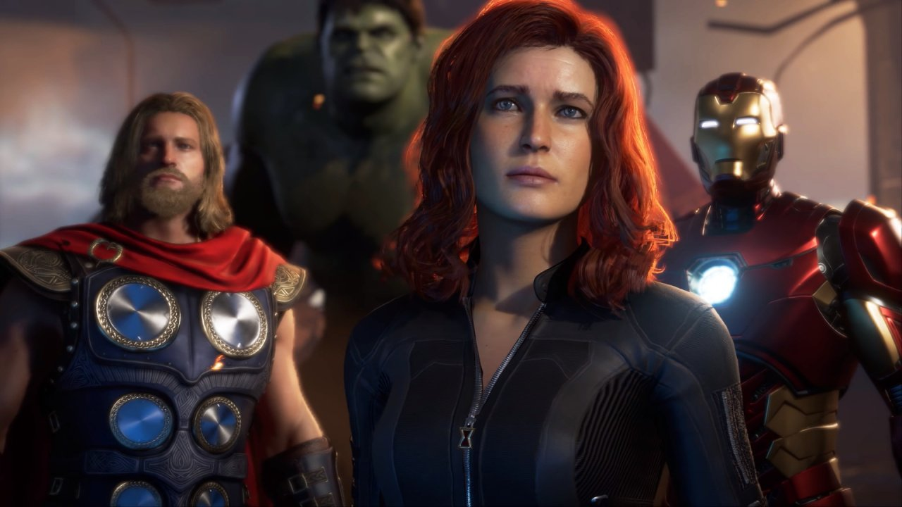 Marvel Games' Comic-Con Panel Was a Whole Load of Nothing
