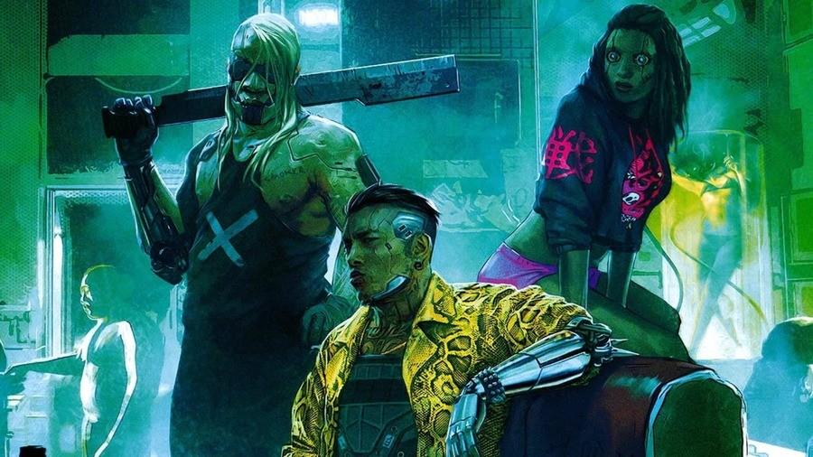 Cyberpunk 2077 PS5 PS4 Release Date
