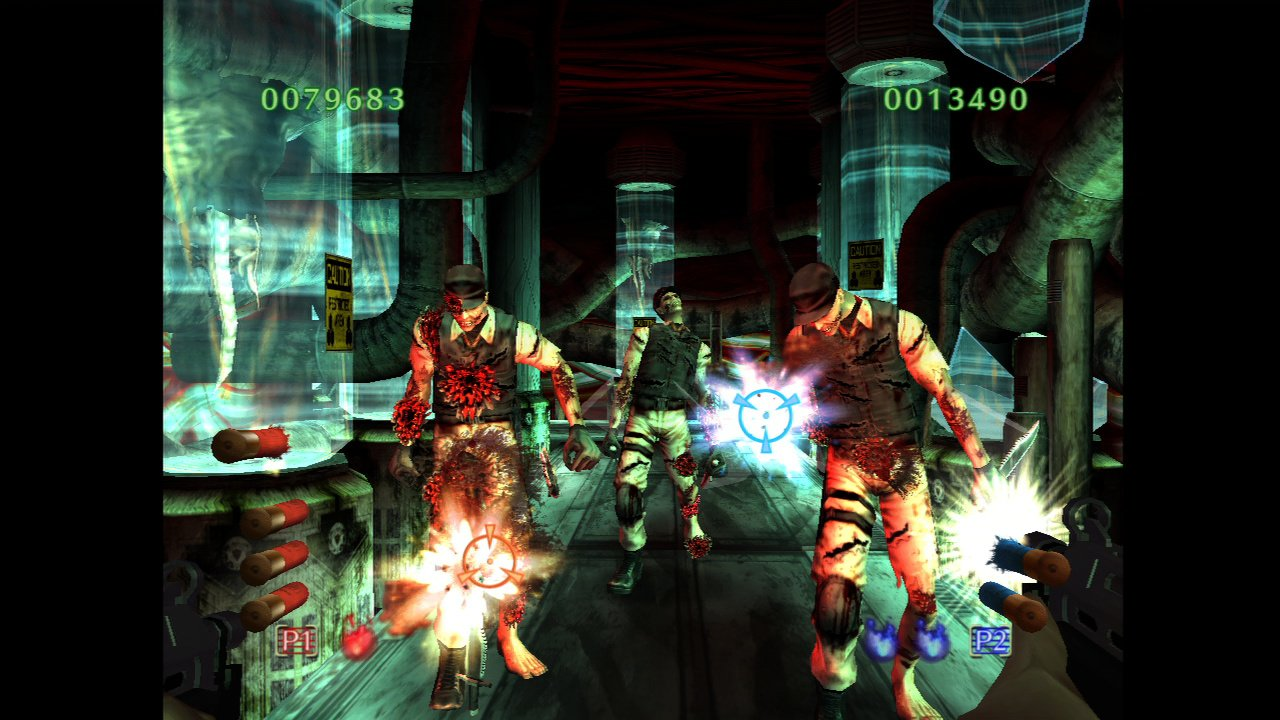 House Of The Dead 3 And 4 Lurch Towards Psn Push Square