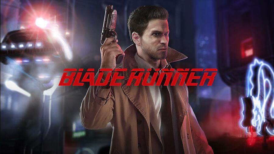 Blade Runner Game PS4