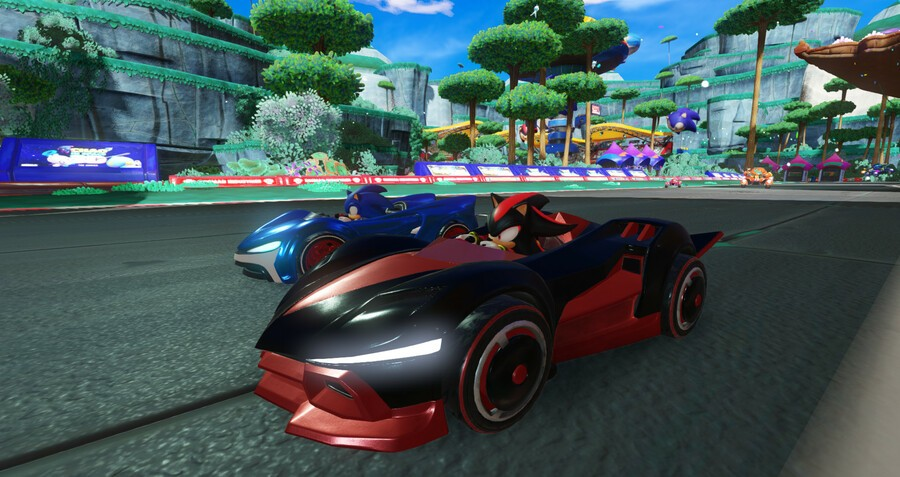 Team Sonic Racing PS4 PlayStation 4 3