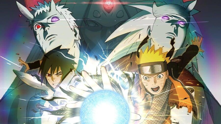 Naruto Ultimate Ninja Storm 5 Boruto CyberConnect2