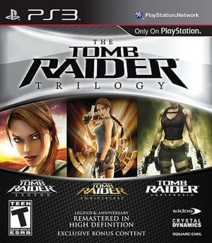 Looks Like It's Going To Be A Bumper Year For Tomb Raider. It All Kicks Off With The Tomb Raider Trilogy On PS3.