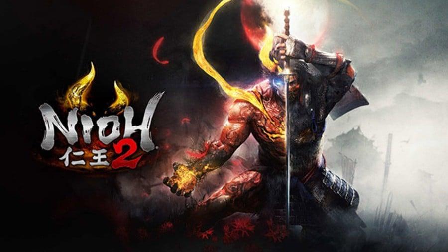 Nioh 2 PS4 PlayStation 4 1