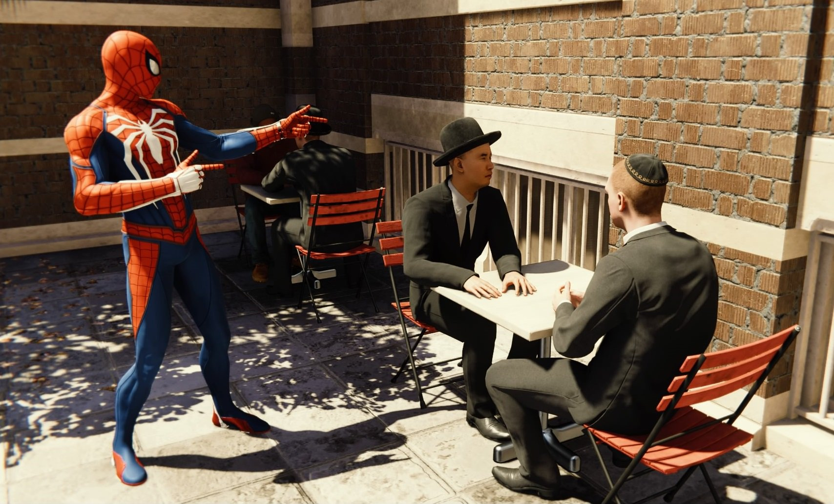 Spider-Man Uses Your PS4's Internal Clock for a Nifty Easter Egg