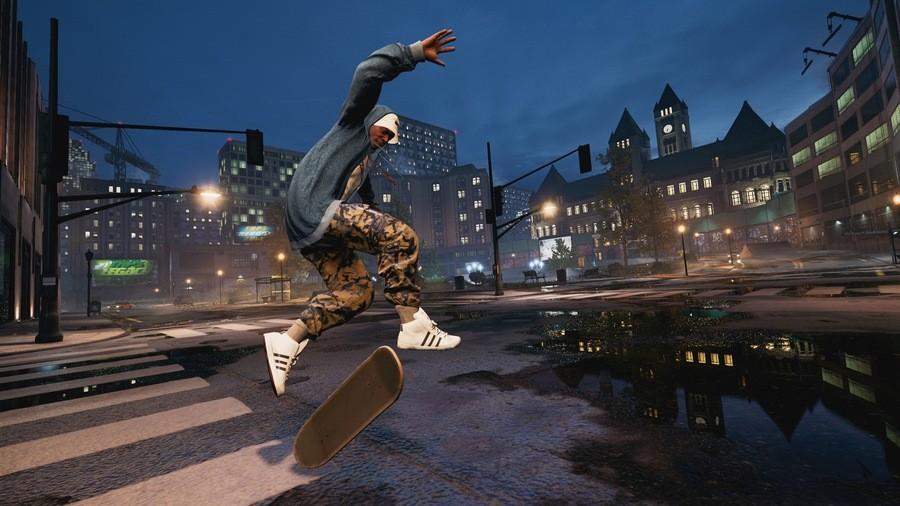 Tony Hawk's Pro Skater 1 + 2 PS4 PlayStation 4