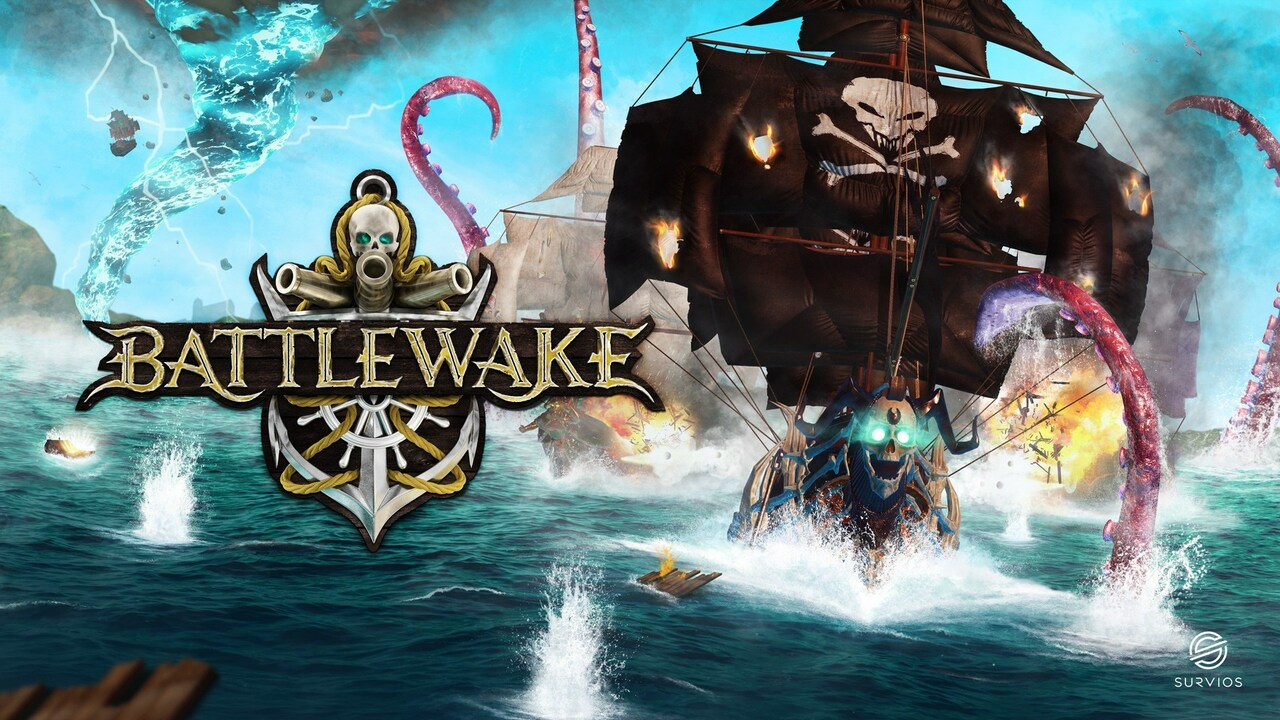 Battlewake Takes the Fight to the High-Seas on PSVR Next Month