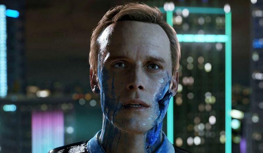 Detroit Become Human PS4 PlayStation 4 Quantic Dream