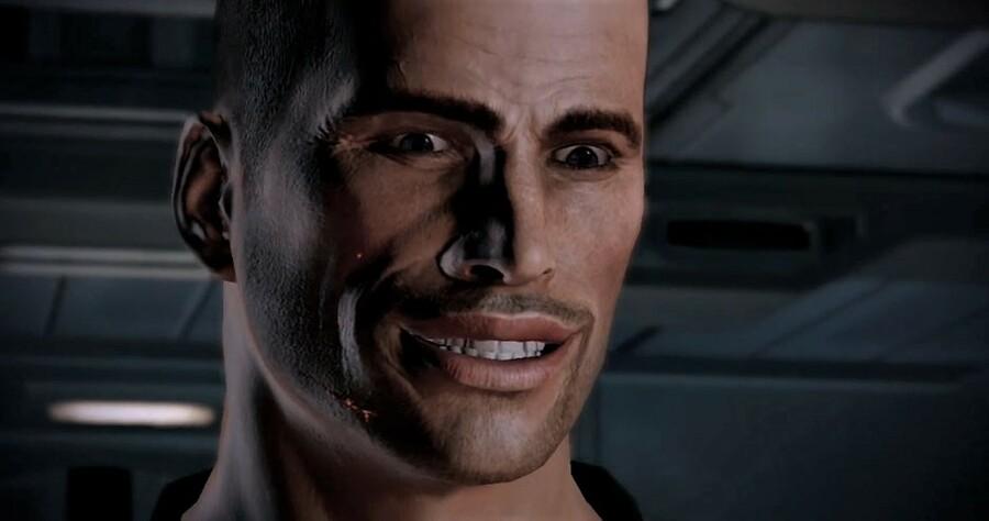 Mass Effect Trilogy Remaster GAME