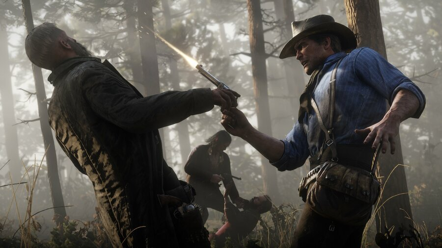 red dead redemption 2 controls