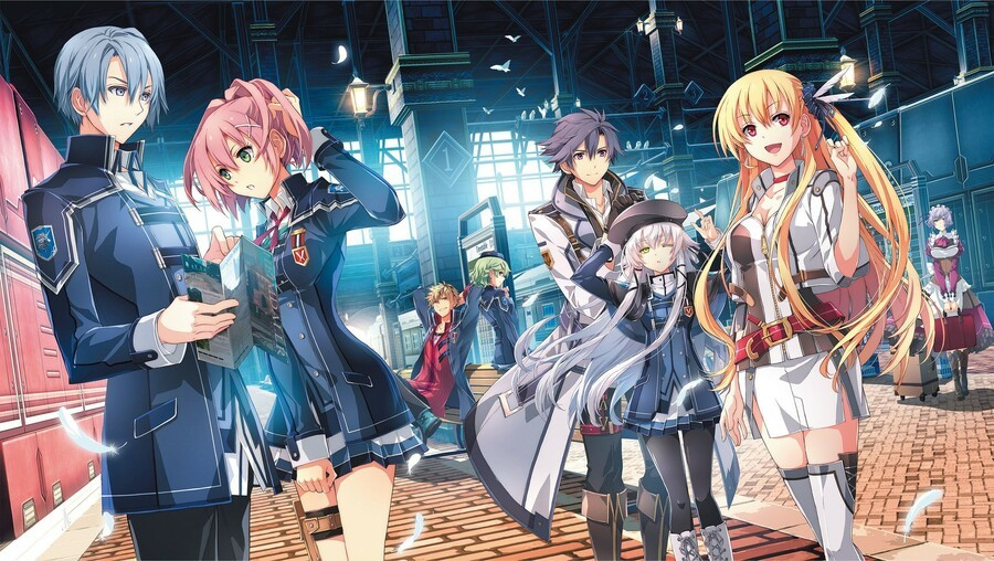 Falcom Trails of Cold Steel The Legend of Heroes
