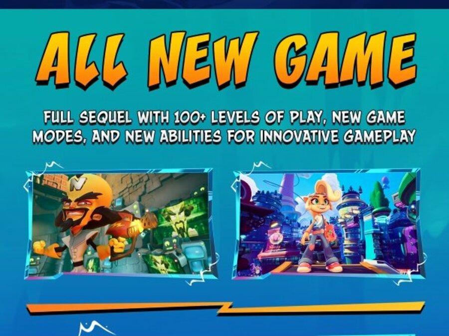 Crash Bandicoot 4 PS4 PlayStation 4 1