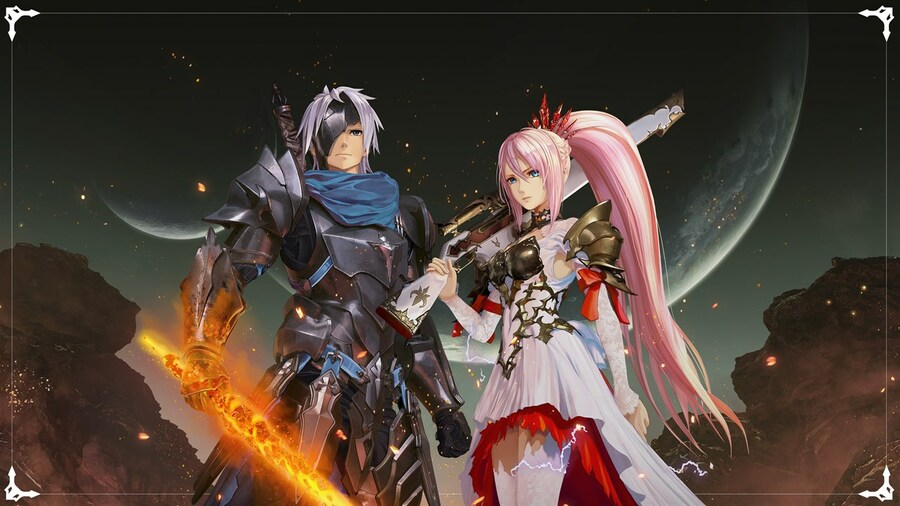 Tales of Arise Demo PS5 PS4